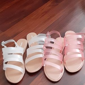 Montego Bag jelly sandals lot